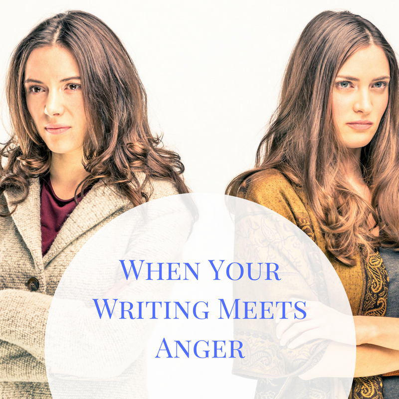 When Your Writing Meets Anger